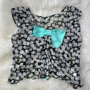 Bongo floral top 🍳